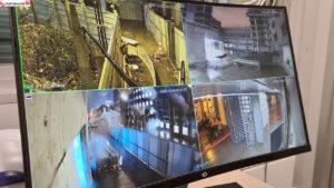 Installation vidéo protection - Chantier, entreprise - Paris, Ile de France